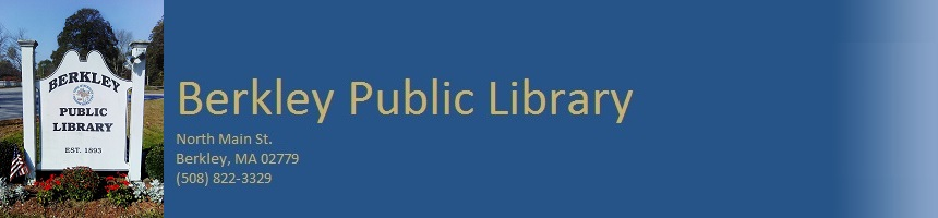 Berkley Public Library Logo