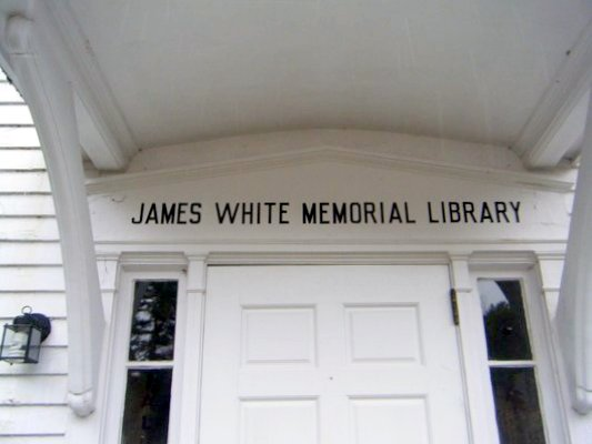 James White Library